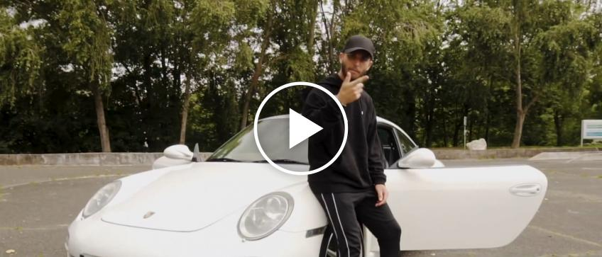 Corentine Moutet fra tennis e rap, ecco il suo primo video musicale