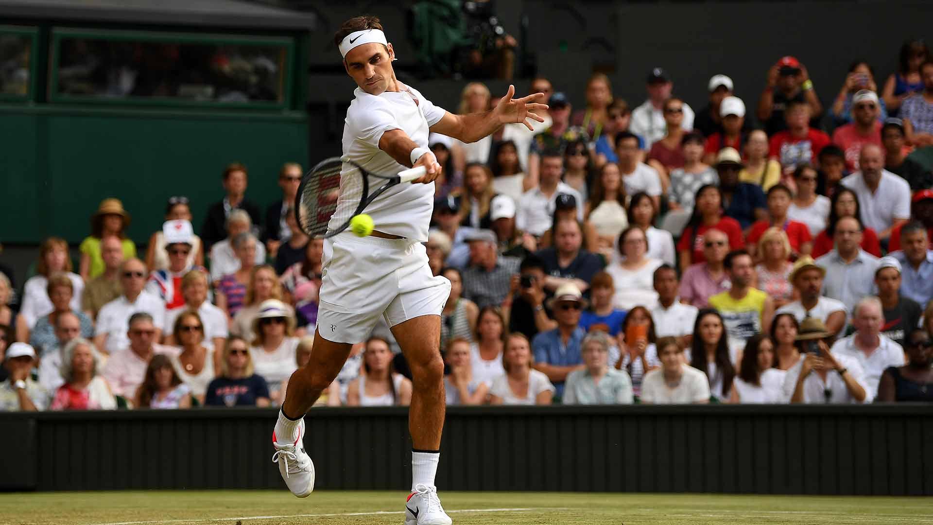 Federer gioca meglio oggi di allora, dove per allora si intende un decennio fa