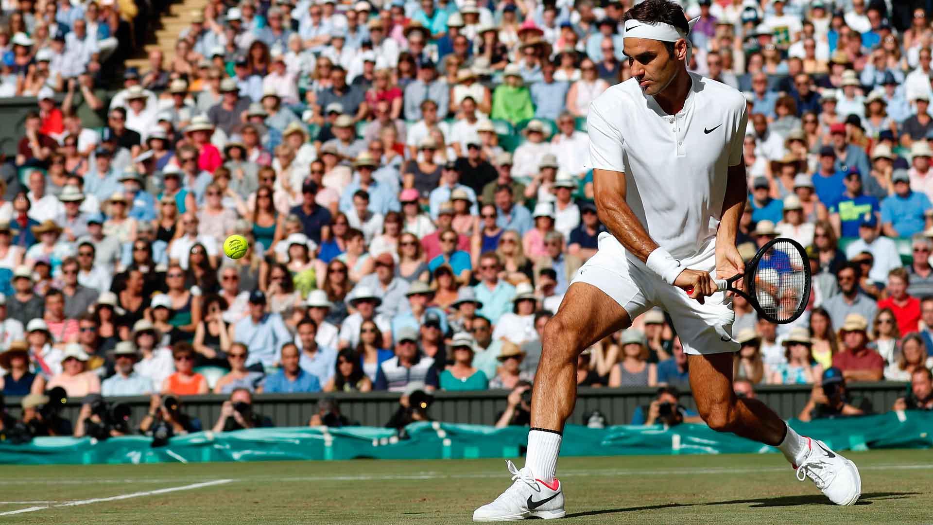 Dal 2004 al 2007 Roger ha intascato 11 Slam sui 16 disponibili riuscendo in tre occasioni nella tripletta annuale.