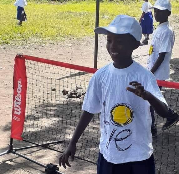 La Tanzania ha scoperto l'amore per il tennis