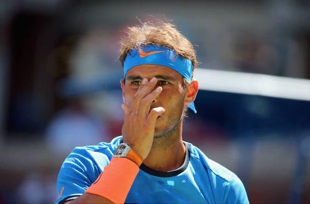 US Open 2016 - Giorno 1 - Rafael Nadal