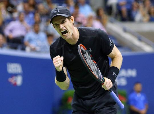 Andy Murray raggiunge i quarti di finale