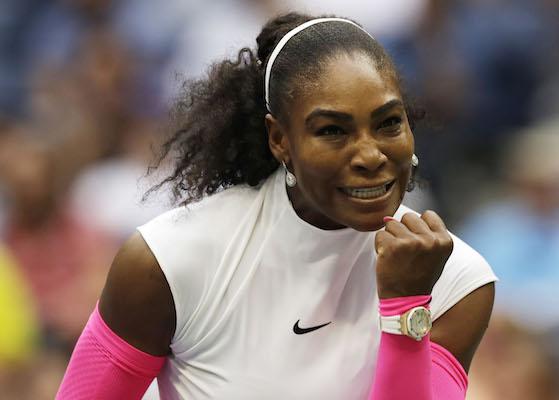Serena Williams  e il suo vestito