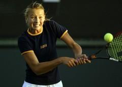 Maria Sharapova dal 2002