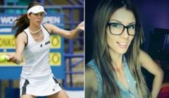 Alcune bellezze del tennis femminile