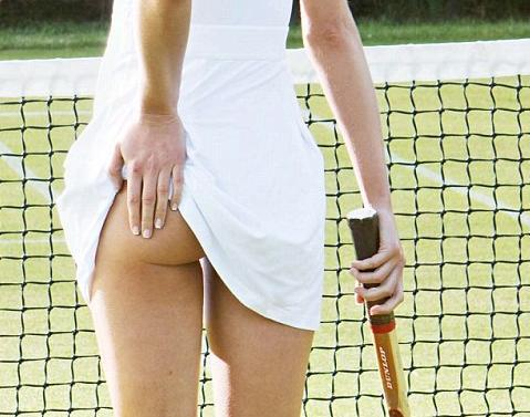 Erotic tales tennis