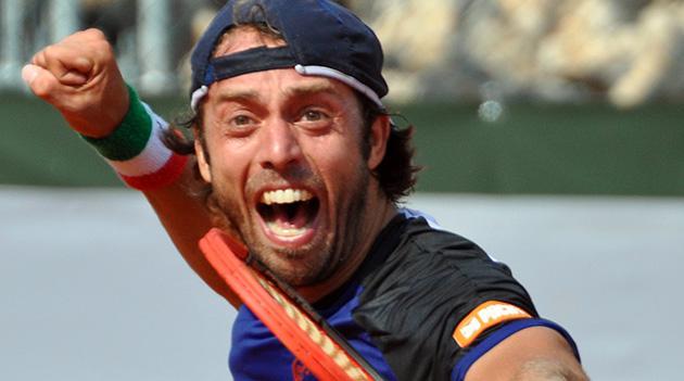 ATP KITZBUHEL - La prima volta di Paolo Lorenzi! L´azzurro completa il capolavoro battendo in finale Basilashvili