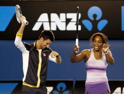 Novak Djokovic o Serena Williams: chi ha più chance di fare il Grande Slam?