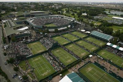 WIMBLEDON DAY 2 - ORDER OF PLAY: Federer e Murray sul centrale, Nadal sul Court 1
